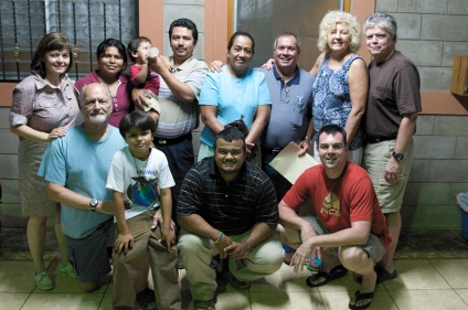 TPCC Nicaragua Equipping Team with Pastor Belcer & Pastor Wilber