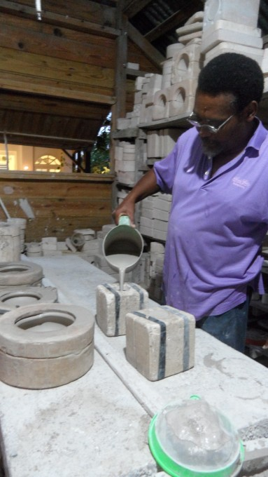 Visit to the Cormel Potters