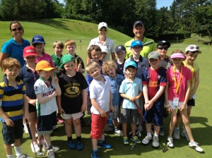 Ireland Golf Camp