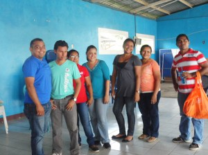 The special needs teachers at Joshua 1:8 school.