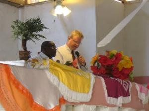 Pastor Parker