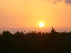 Caracol Sunset
