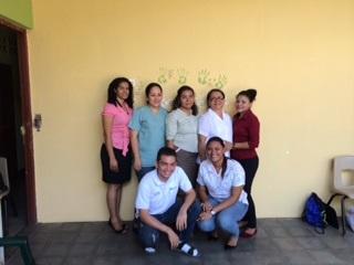 Nicaragua Clinic Staff