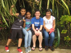 We got the chance to take the children we sponsor to the local zoo after lunch at Pizza Hut!